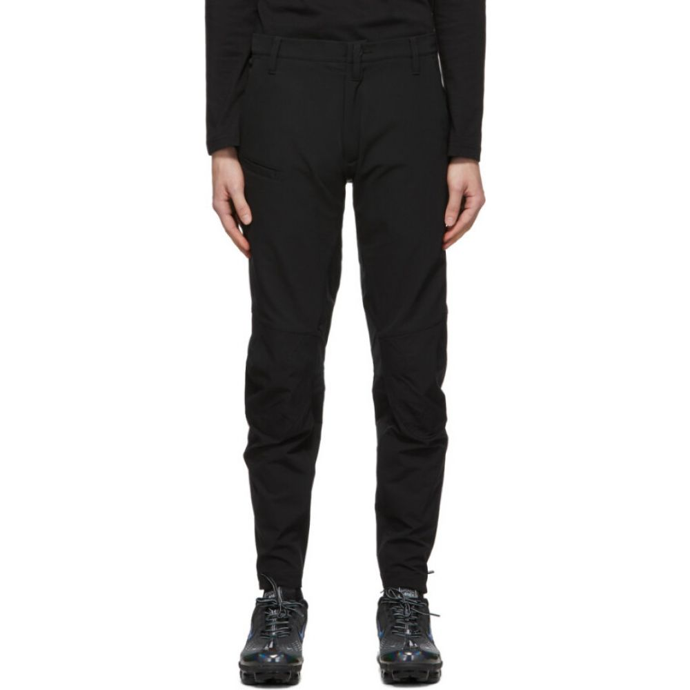 アクロニウム ACRONYM メンズ ボトムス・パンツ 【Black P10-DS Articulated Trousers】Black