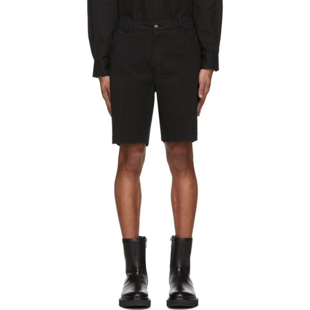 ケンゾー Kenzo メンズ ショートパンツ ボトムス・パンツ【Black Garment-Dyed Shorts】Black