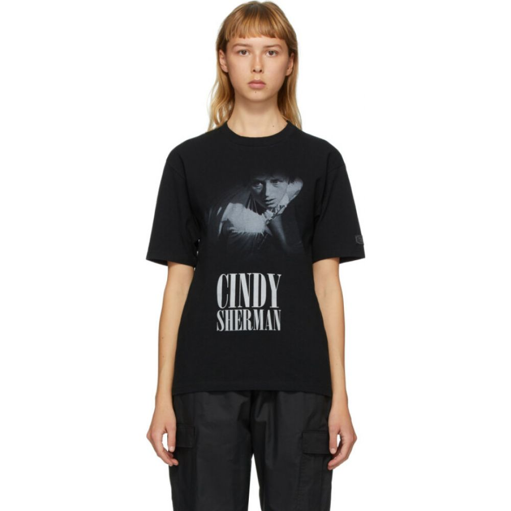アンダーカバー Undercover レディース Tシャツ トップス【Black Cindy Sherman Edition Graphic T-Shirt】Black