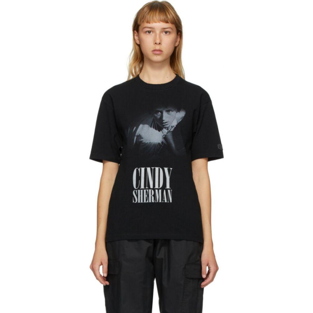 アンダーカバー Undercover レディース Tシャツ トップス【Black Cindy Sherman Edition Graphic T-Shirt】Black