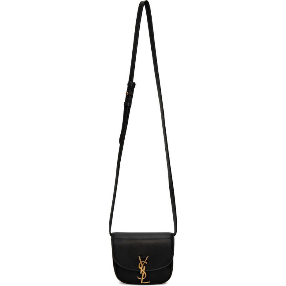 イヴ サンローラン Saint Laurent レディース ショルダーバッグ バッグ【Black Small Kaia Bag】Black