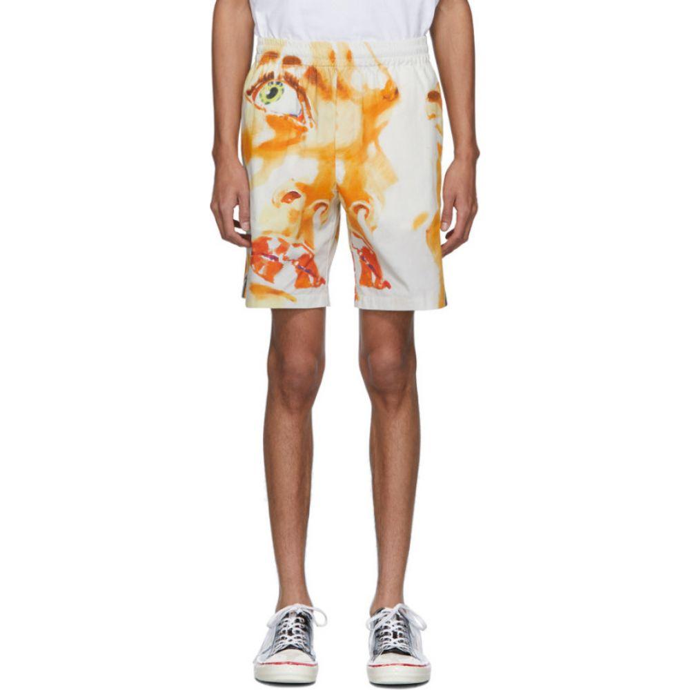 エムエスジーエム MSGM メンズ ショートパンツ ボトムス・パンツ【Multicolor Binsky's Face Shorts】Multicolor