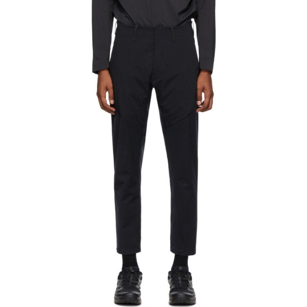 ヴェイランス Veilance メンズ ボトムス・パンツ 【Black Dyadic Trousers】Black
