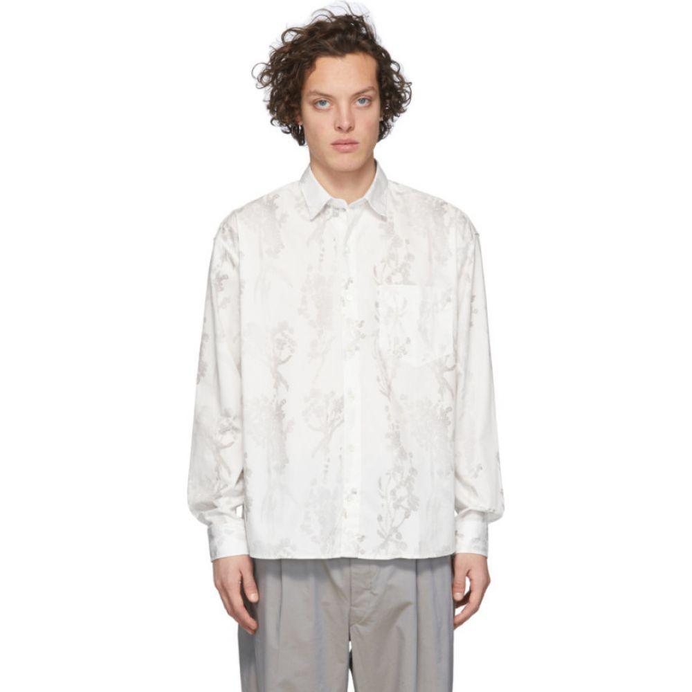 ジャックムス Jacquemus メンズ シャツ トップス【White 'La Chemise Simon' Shirt】Countryside