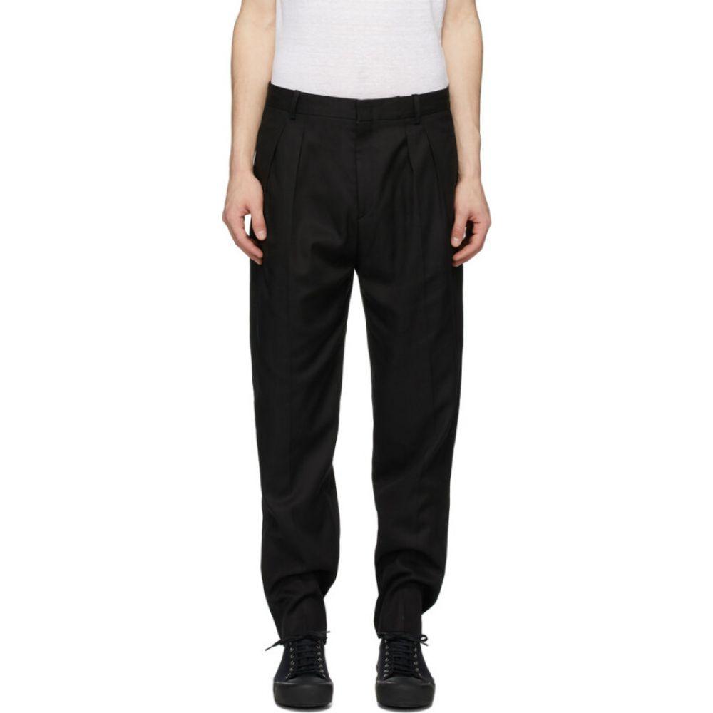 イザベル マラン Isabel Marant メンズ ボトムス・パンツ 【Black Nerias Trousers】Black