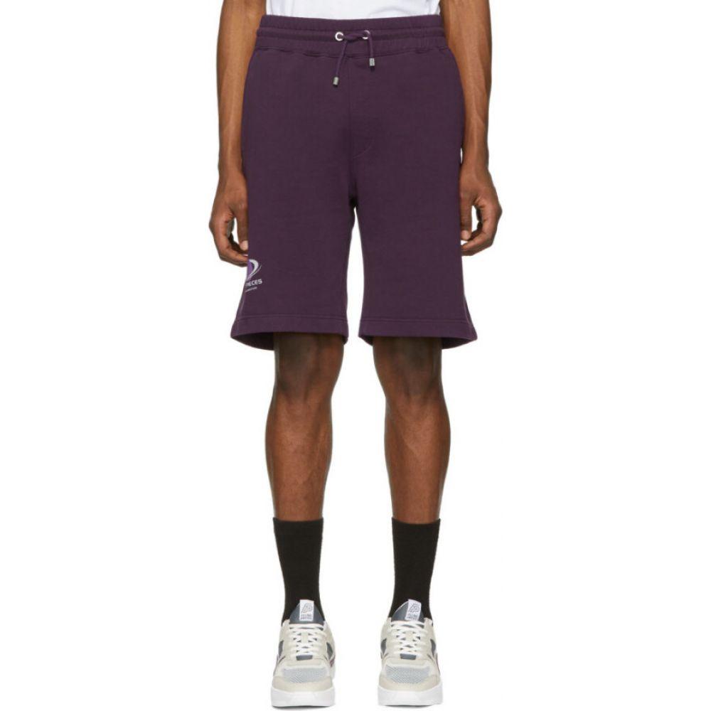 フィリング ピース Filling Pieces メンズ ショートパンツ ボトムス・パンツ【Purple Planet Shorts】
