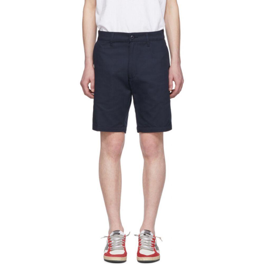 ヌーン グーンズ Noon Goons メンズ ショートパンツ ボトムス・パンツ【Navy Club Shorts】