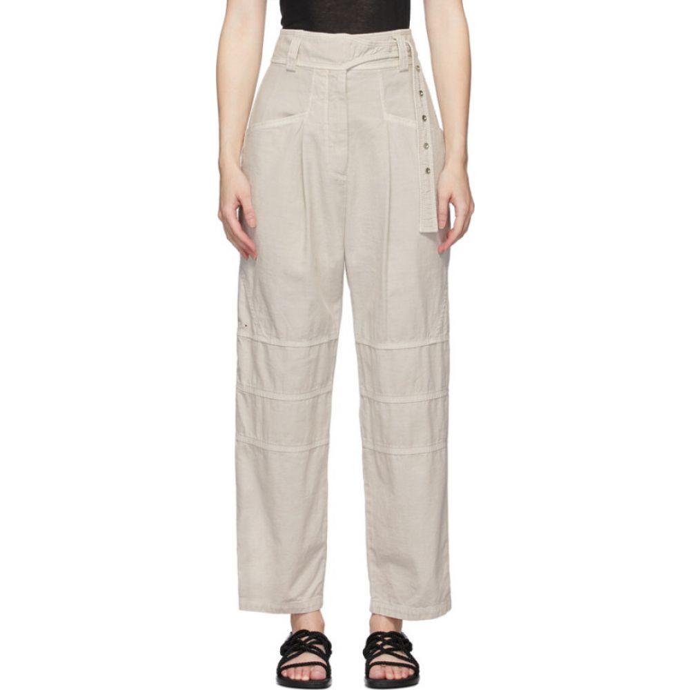 ロウ クラシック Low Classic レディース ボトムス・パンツ 【Beige Garment-Dyed Trousers】Beige
