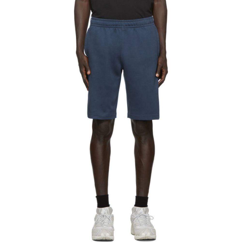 アディダス adidas Originals メンズ ショートパンツ ボトムス・パンツ【Blue Lock Up Shorts】Night marine