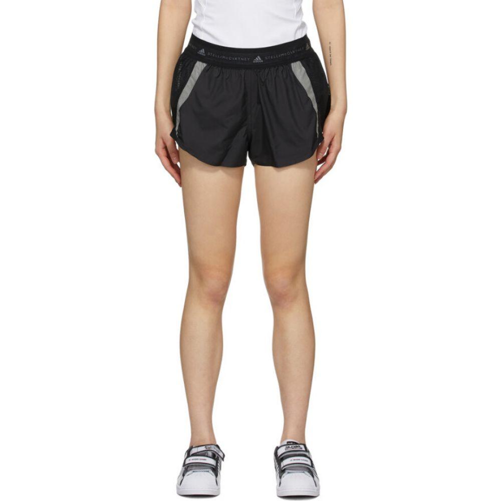 アディダス adidas by Stella McCartney レディース ショートパンツ ボトムス・パンツ【Black Lightweight Shorts】Black