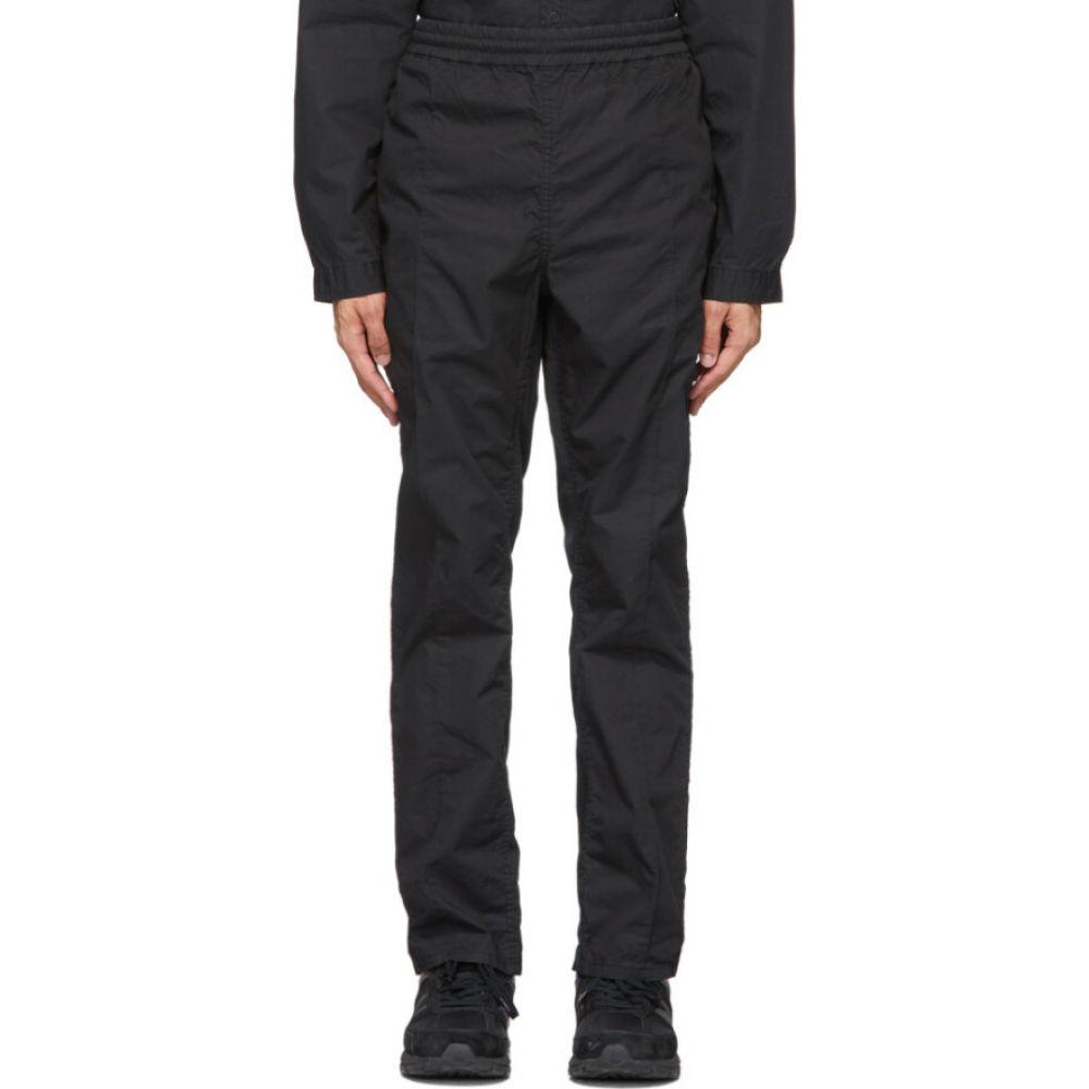 ノンネイティブ nonnative メンズ ボトムス・パンツ 【Black Easy Officer Trousers】Black