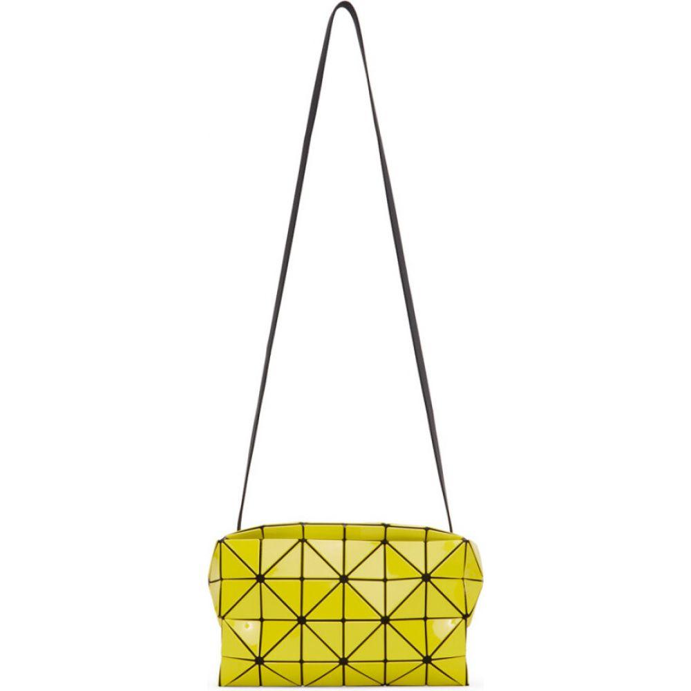 イッセイ ミヤケ Bao Bao Issey Miyake メンズ メッセンジャーバッグ バッグ【Yellow Carton Messenger Bag】Yellow