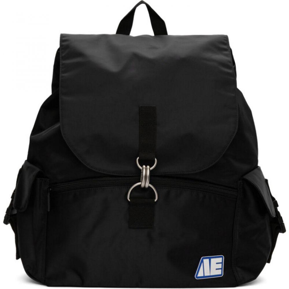 アーダーエラー ADER error メンズ バックパック・リュック バッグ【Black Army Backpack】Black