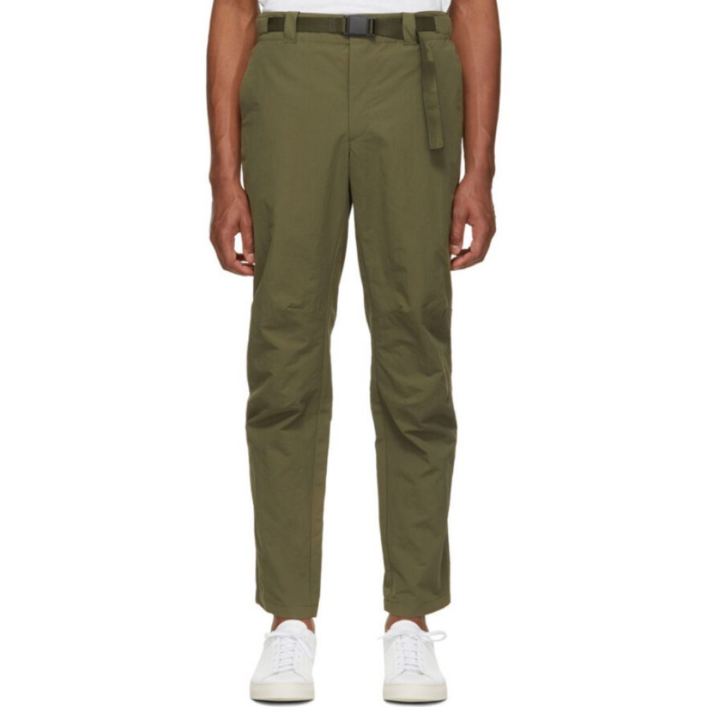 ラグ&ボーン rag & bone メンズ ボトムス・パンツ 【Green Drake Trousers】Army green