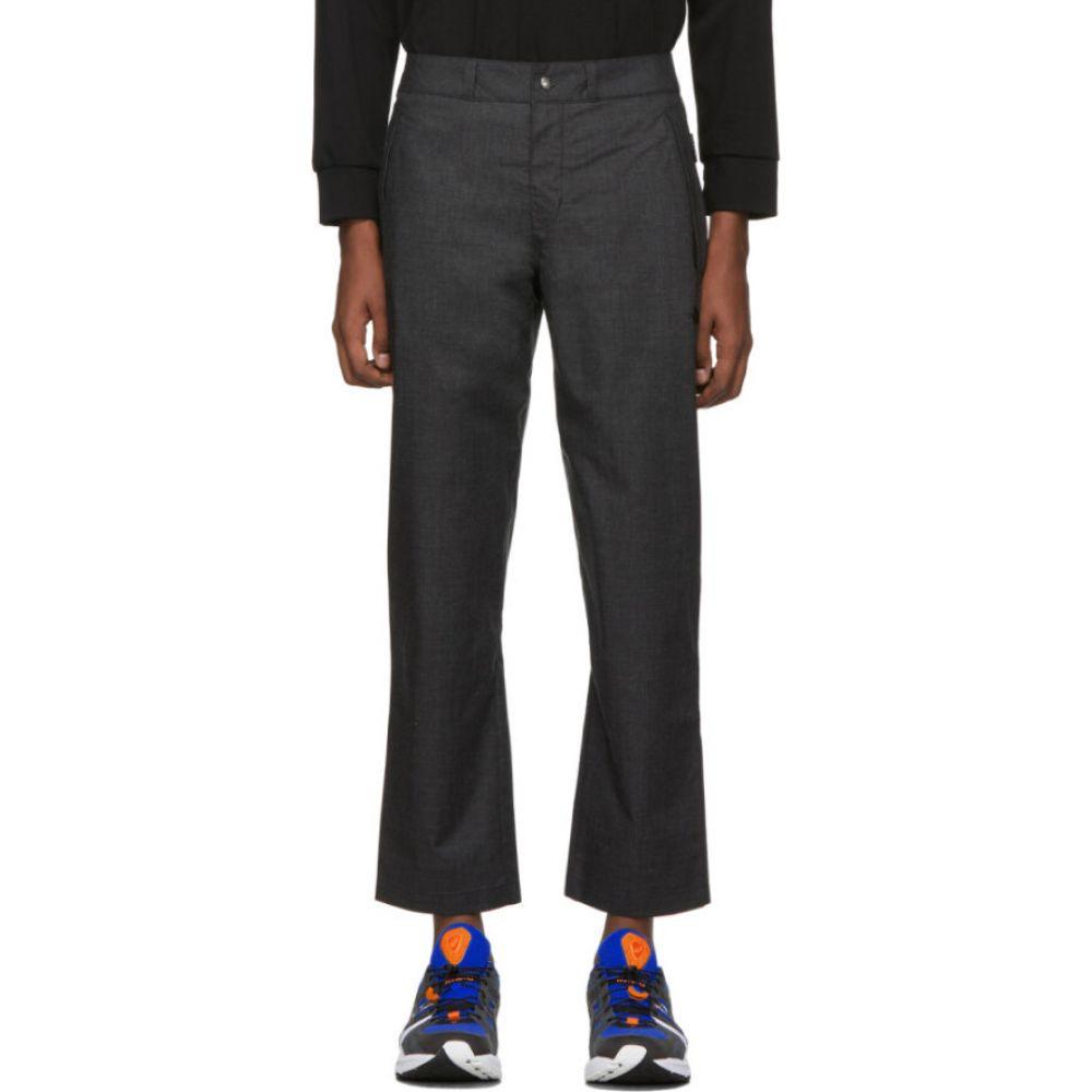 ザ ノースフェイス The North Face Black Series メンズ スラックス ボトムス・パンツ【Black CPSL Wool Trousers】Black