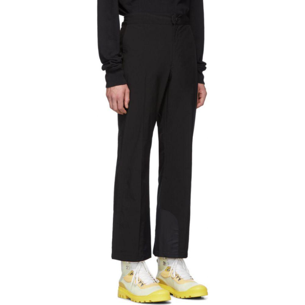 アクネ ストゥディオズ Acne Studios メンズ ボトムス・パンツBlack Paxton Trousers BlackyN8nm0wvO