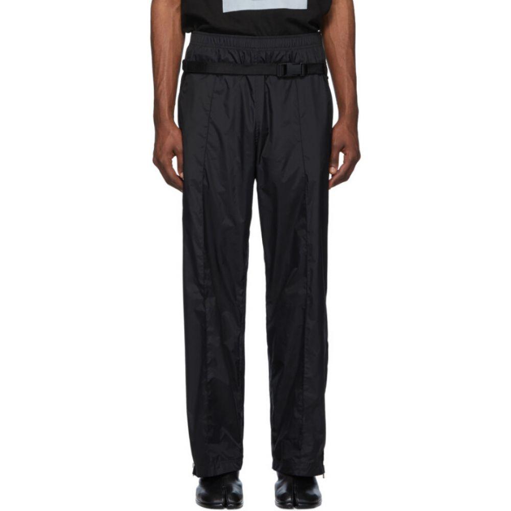 メゾン マルジェラ Maison Margiela メンズ ボトムス・パンツ 【Black Nylon Trousers】Black