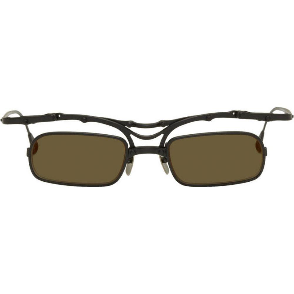 インナラーム Innerraum メンズ メガネ・サングラス 【Black OJ2 Sunglasses】Black