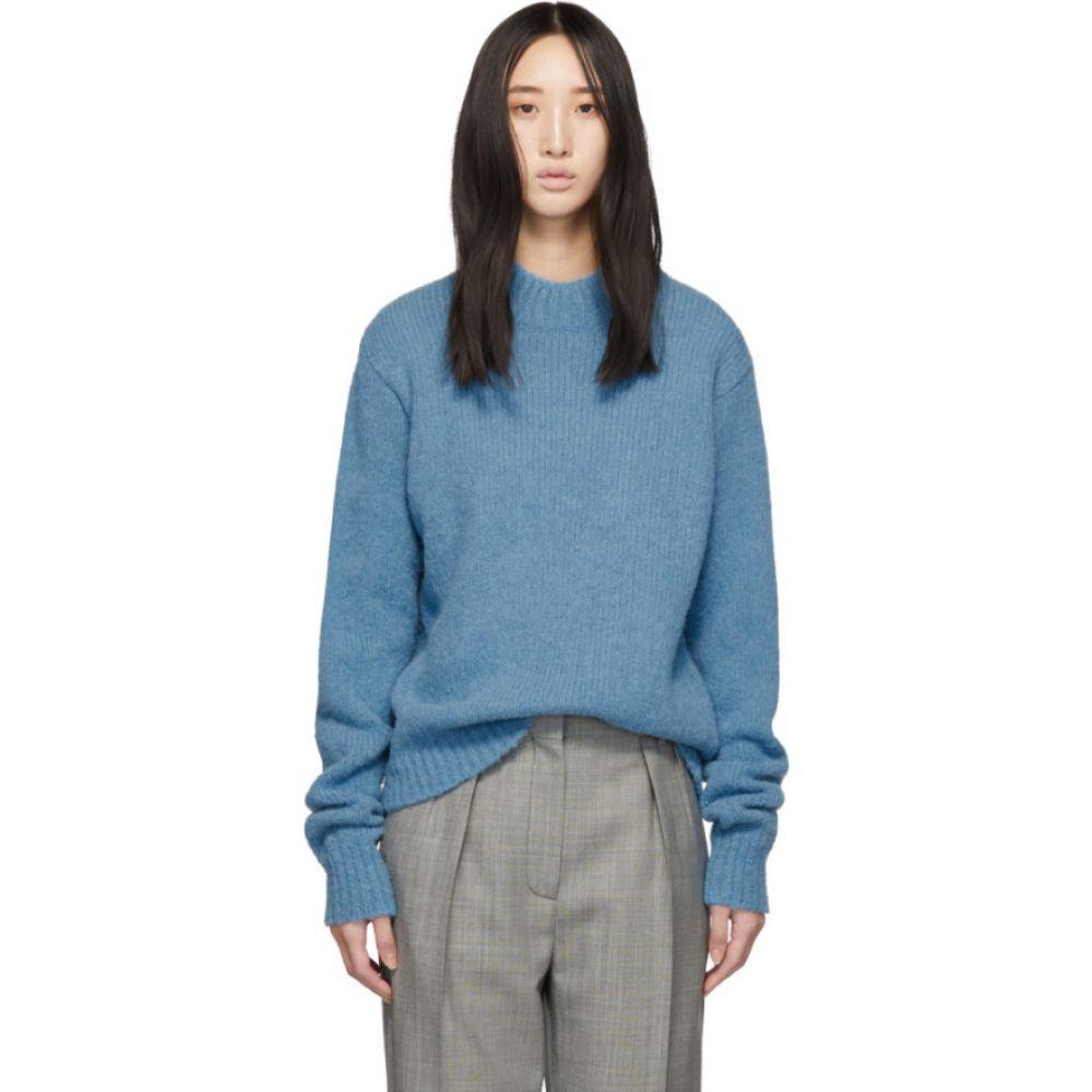 ティビ Tibi レディース ニット・セーター トップス【blue alpaca cozette easy sweater】