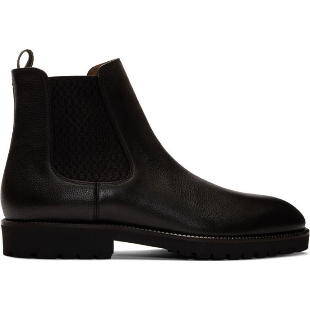ヒューゴ ボス Boss メンズ ブーツ チェルシーブーツ シューズ・靴【brown edenlug chelsea boots】Brown