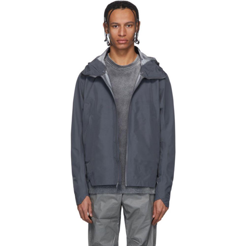 ヴェイランス Veilance メンズ ジャケット アウター【grey arris jacket】Slate
