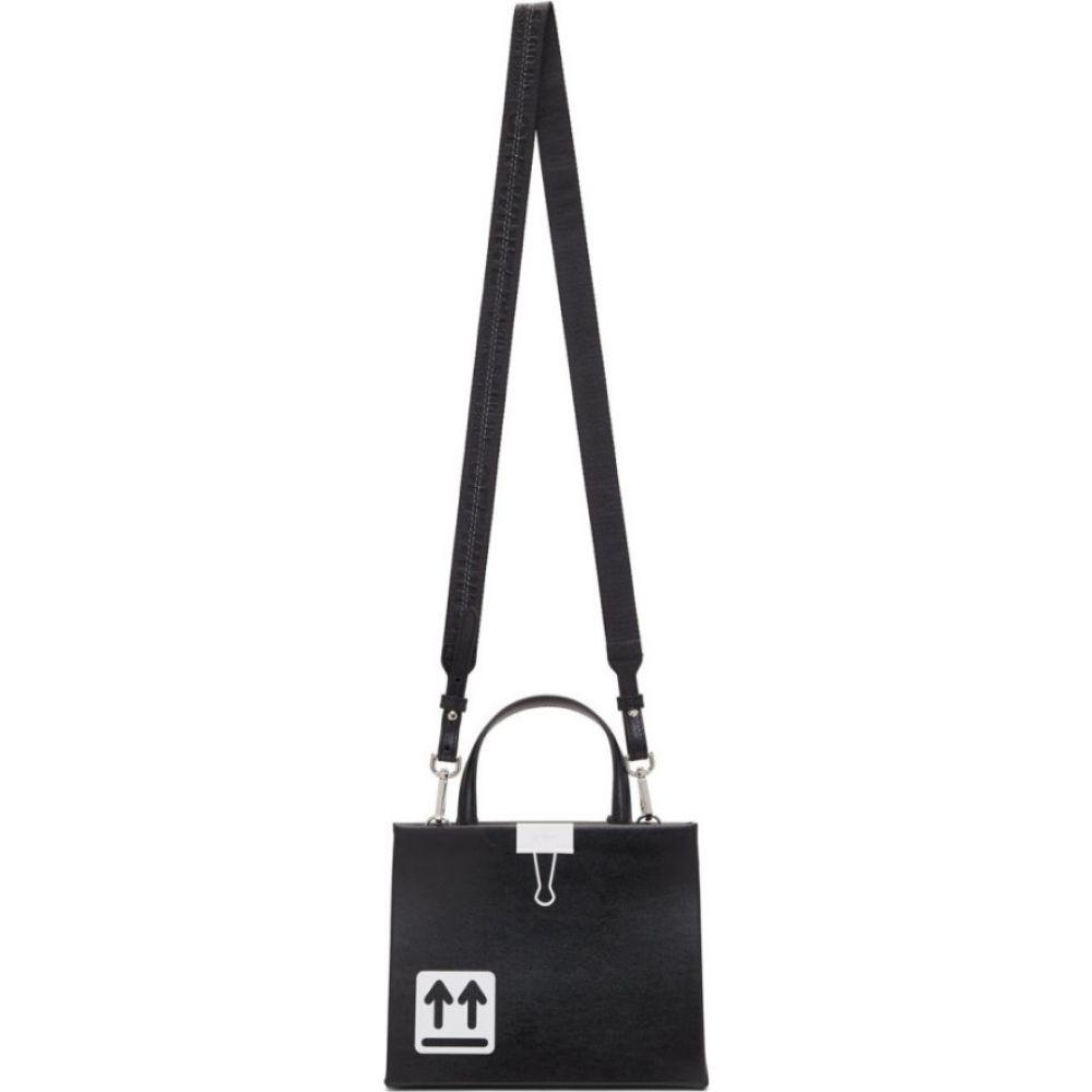 オフホワイト Off-White レディース ショルダーバッグ バッグ【black mini box bag】Black