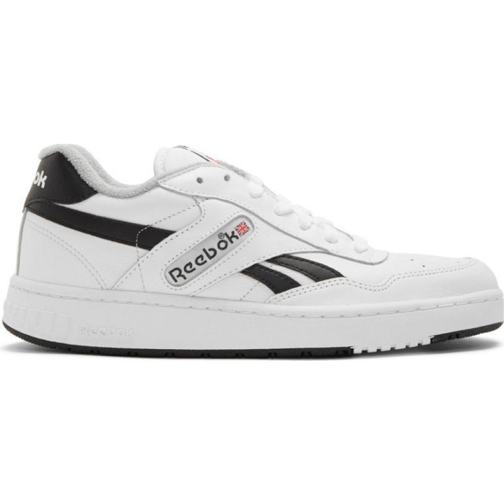 リーボック Reebok Classics メンズ スニーカー シューズ・靴【white & black bb 4000 sneakers】White/Black