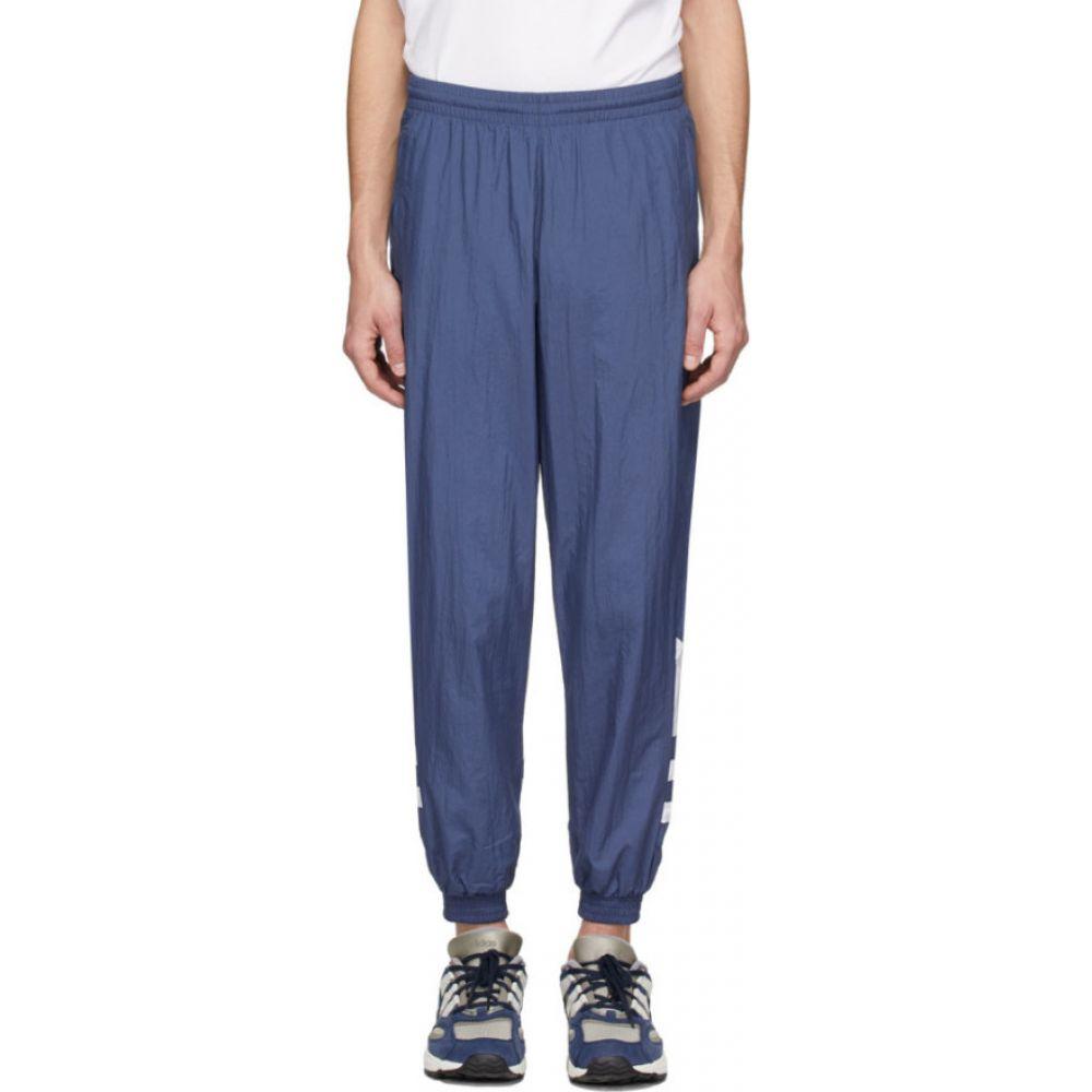 アディダス adidas Originals メンズ スウェット・ジャージ ボトムス・パンツ【blue big trefoil track pants】Night marine