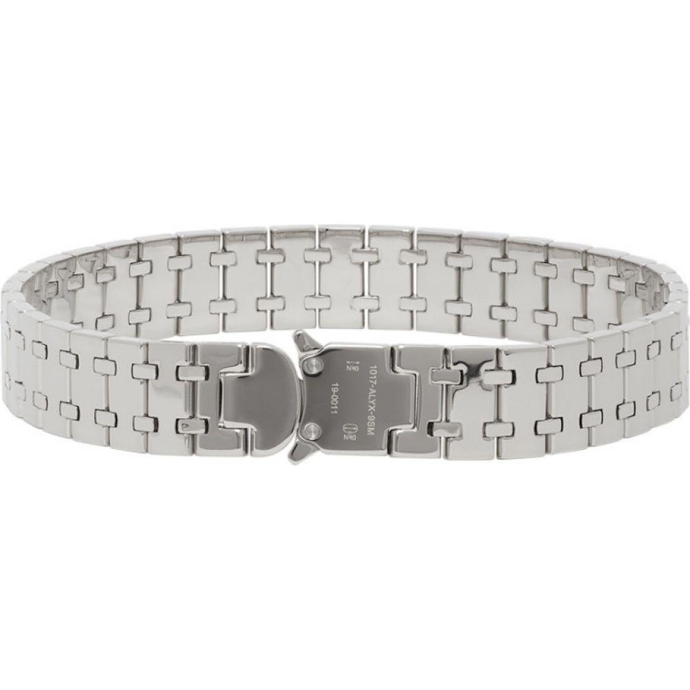 アリクス 1017 ALYX 9SM レディース ネックレス チョーカー ジュエリー・アクセサリー【silver royal oak choker】Silver