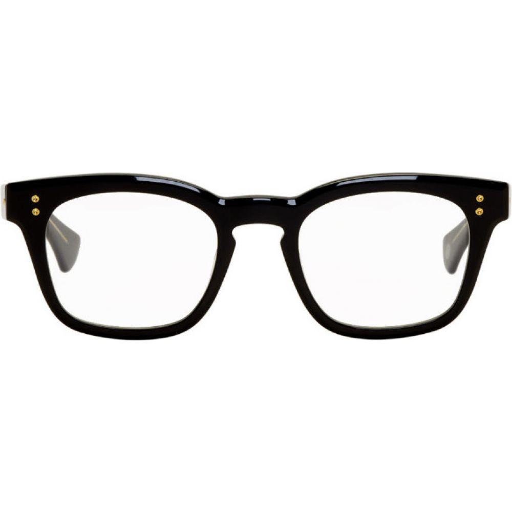 ディータ Dita メンズ メガネ・サングラス 【black mann glasses】Black