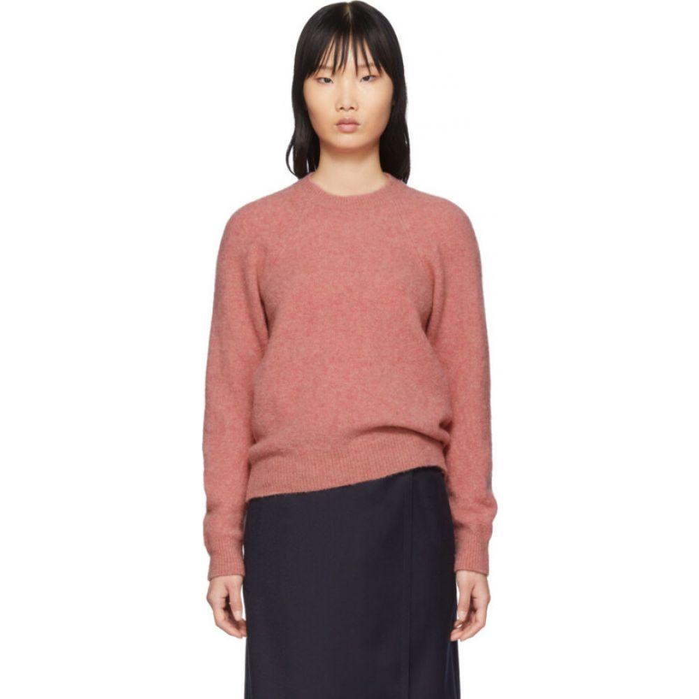 アーペーセー A.P.C. レディース ニット・セーター トップス【pink wendy sweater】Vieux rose