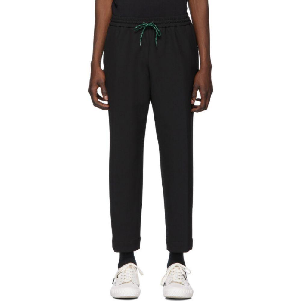ケンゾー Kenzo メンズ スウェット・ジャージ ボトムス・パンツ【black expedition lounge pants】Black