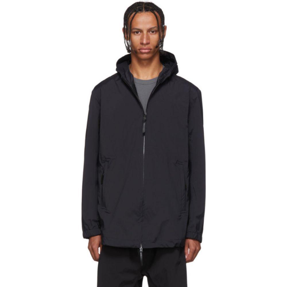 ボリス ビジャン サベリ 11 by Boris Bidjan Saberi メンズ ジャケット アウター【black thermotaped jacket】Black