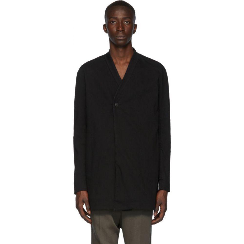 ボリス ビジャン サベリ Boris Bidjan Saberi メンズ スーツ・ジャケット アウター【black resin dyed blazer】Black