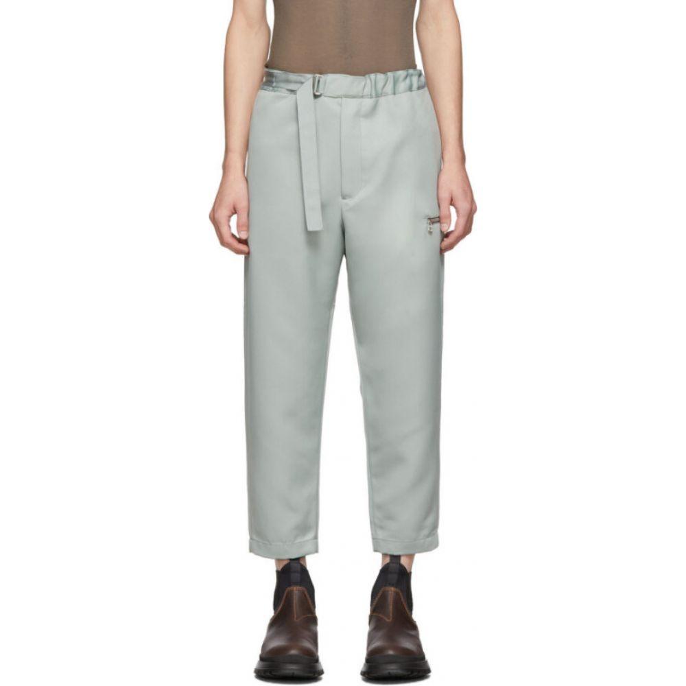 オーエーエムシー OAMC メンズ ボトムス・パンツ 【green regs trousers】Ivy