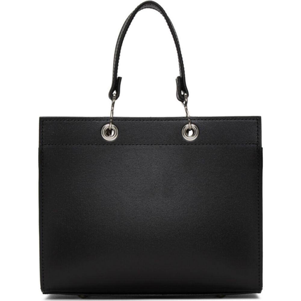 コム デ ギャルソン Comme des Garcons Comme des Garcons レディース トートバッグ バッグ【black recycled leather tote】Black
