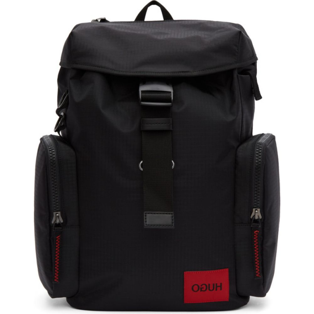 ヒューゴ ボス Hugo メンズ バックパック・リュック バッグ【black kombinat backpack】Black