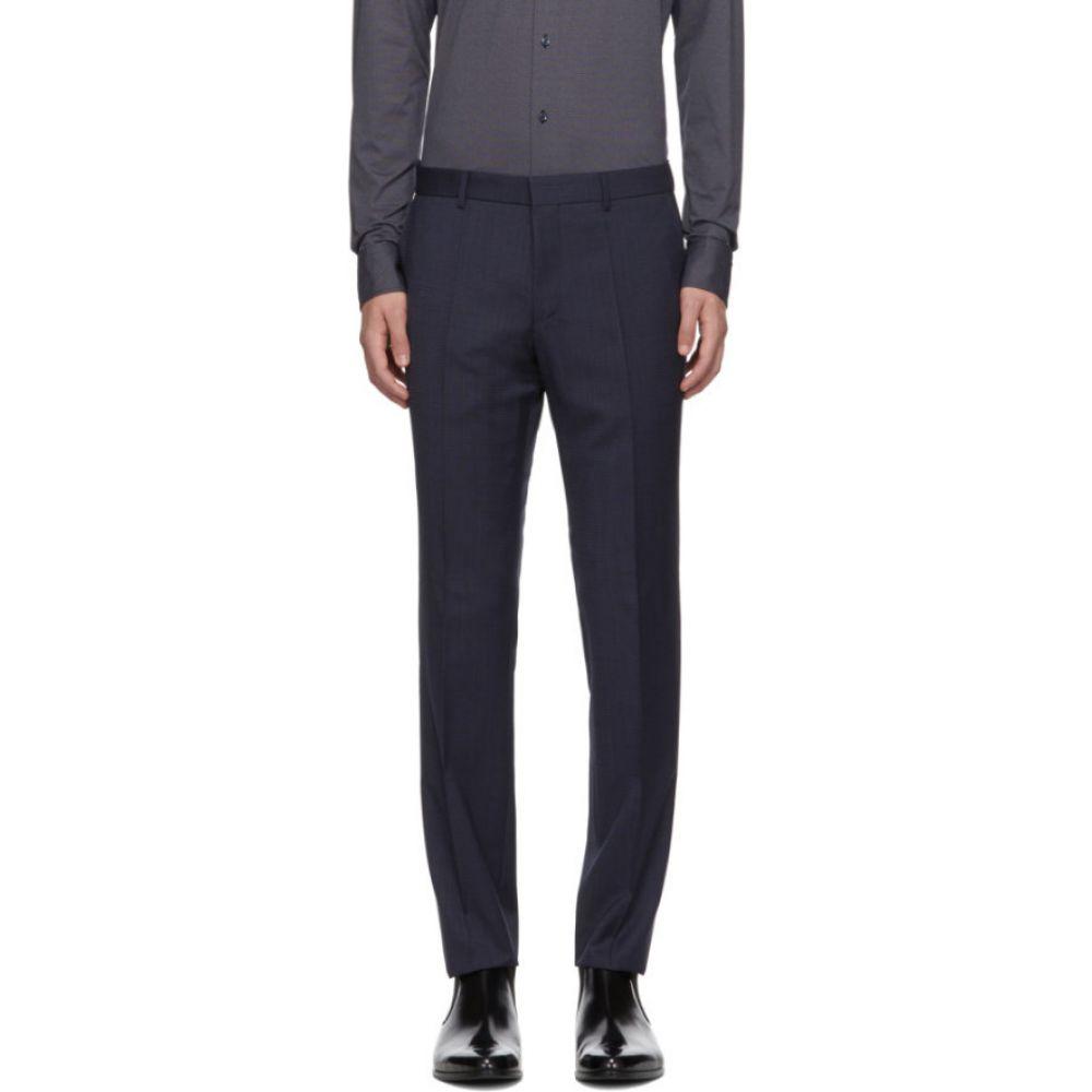 ヒューゴ ボス Boss メンズ ボトムス・パンツ 【navy ben2 trousers】Navy