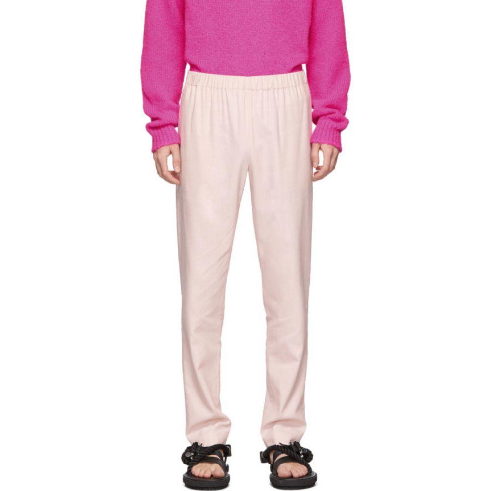 ティビ Tibi メンズ ボトムス・パンツ 【ssense exclusive pink pull on trousers】Pink