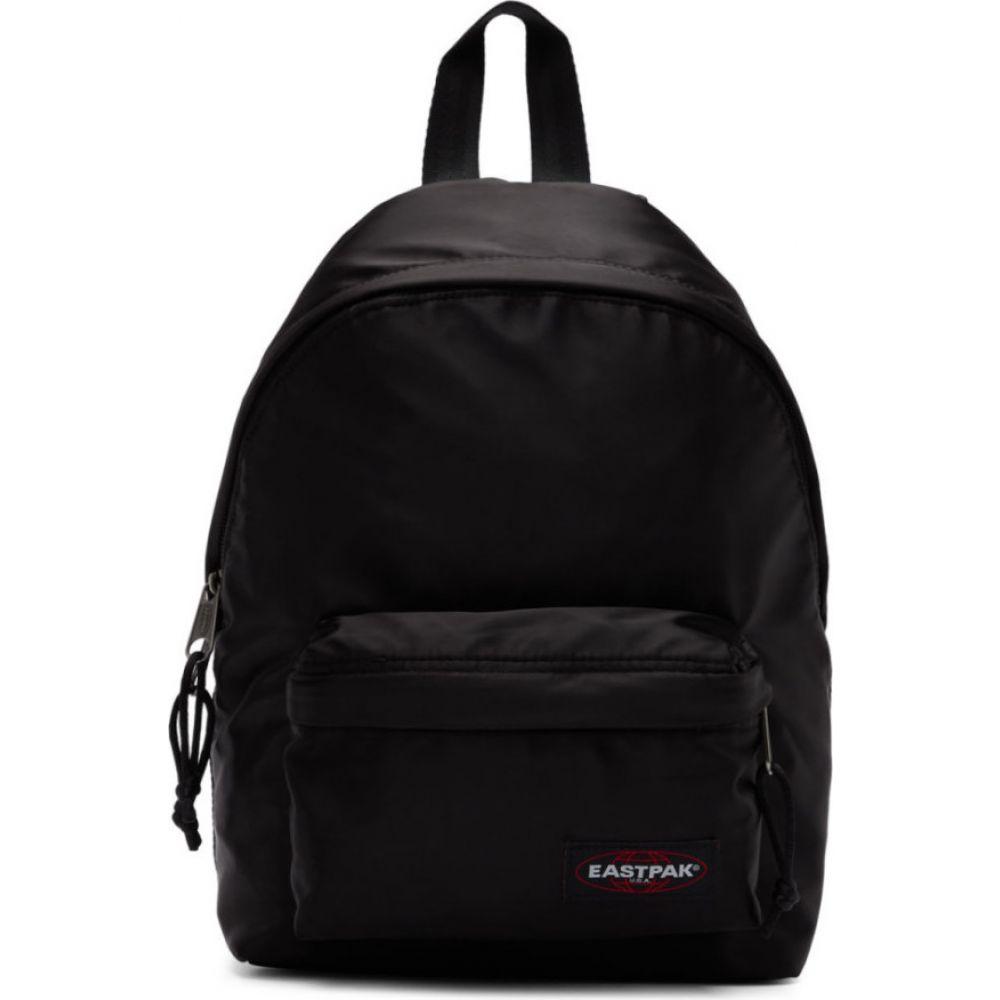 イーストパック Eastpak メンズ バックパック・リュック バッグ【black satin orbit backpack】Black