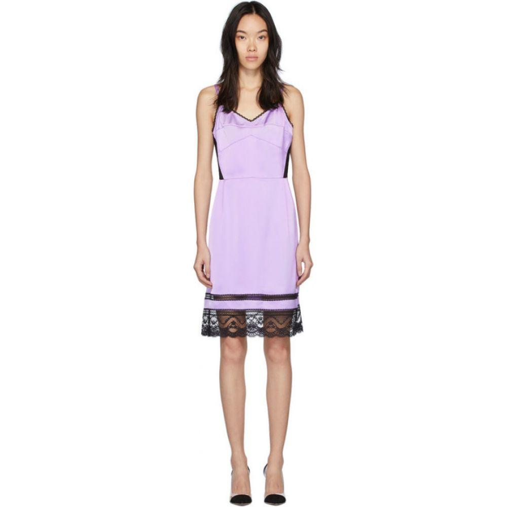 マーク ジェイコブス Marc Jacobs レディース ワンピース ワンピース・ドレス【purple 'the liz slip' dress】Lavender