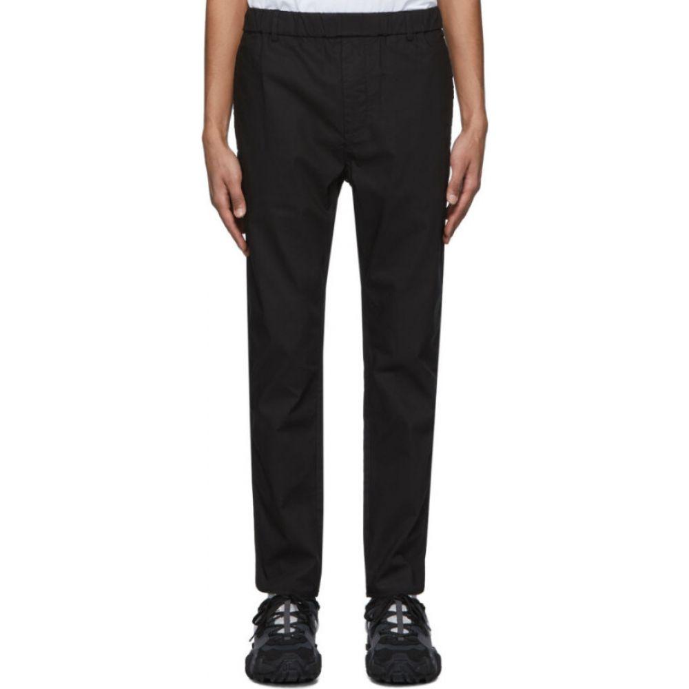 ロバートゲラー Robert Geller メンズ ボトムス・パンツ 【black 'the dyed' trousers】Black