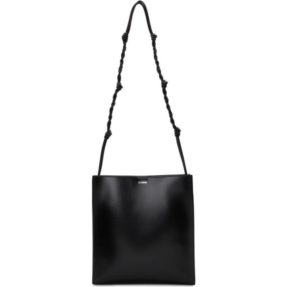 ジル サンダー Jil Sander レディース ショルダーバッグ バッグ【black medium tangle bag】Black