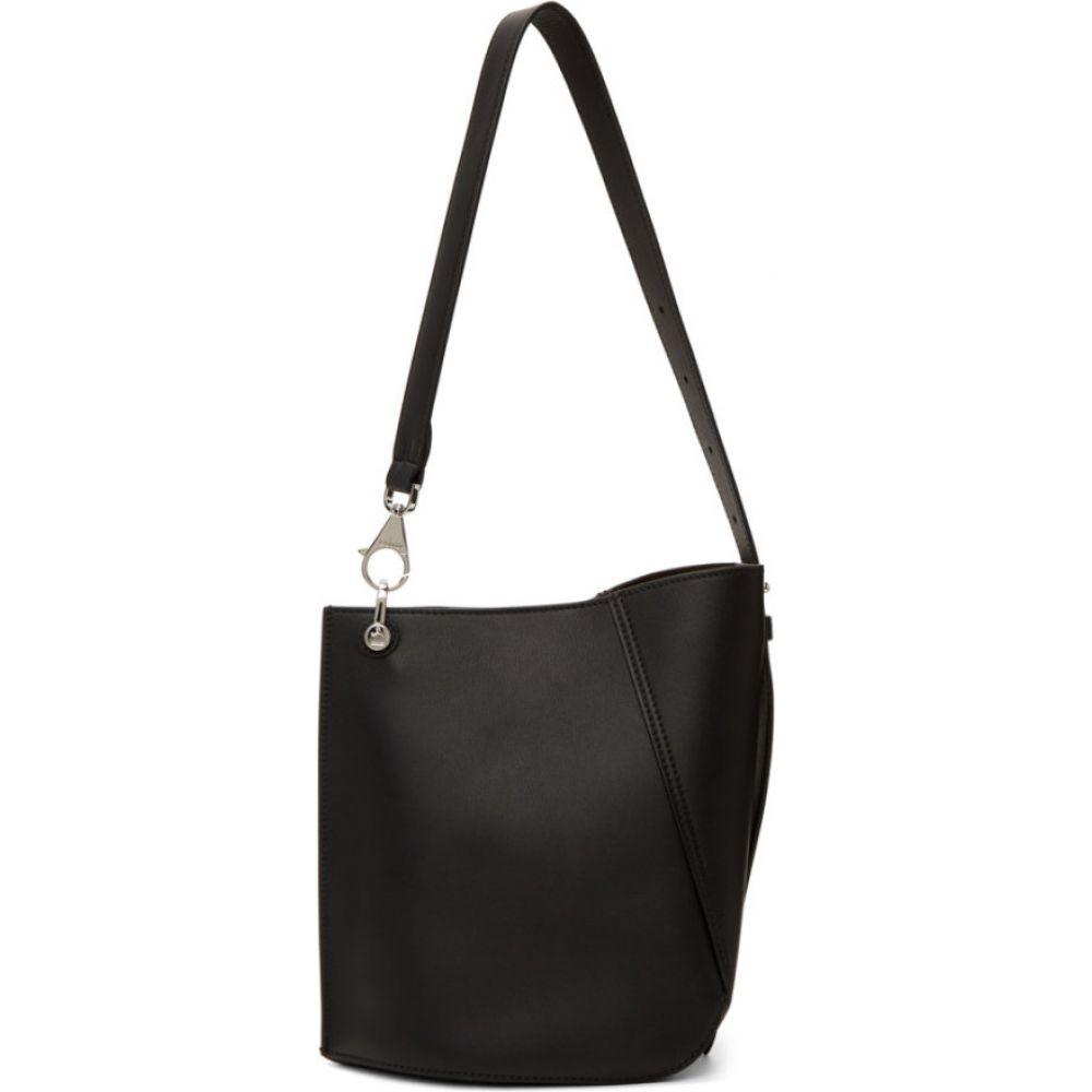 ランバン Lanvin レディース ショルダーバッグ バケットバッグ バッグ【black asymmetrical bucket bag】Black