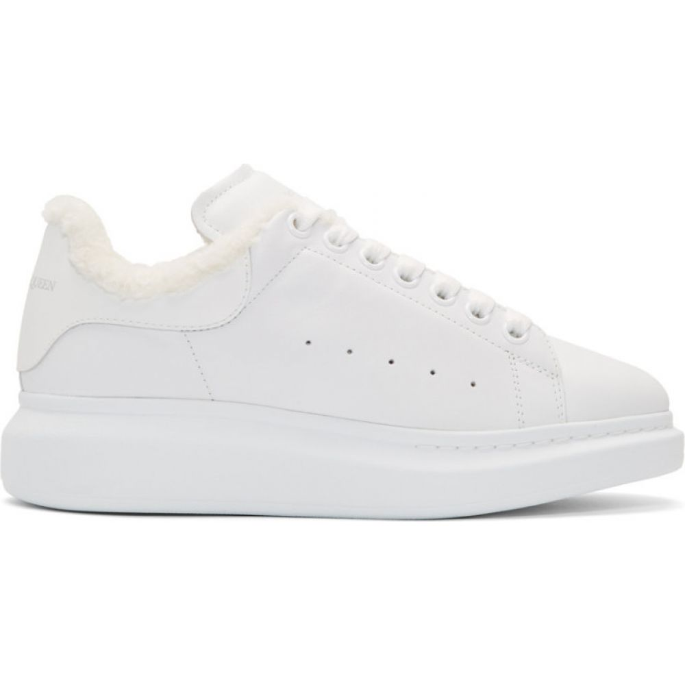 アレキサンダー マックイーン Alexander McQueen メンズ スニーカー シューズ・靴【white joey sneakers】White