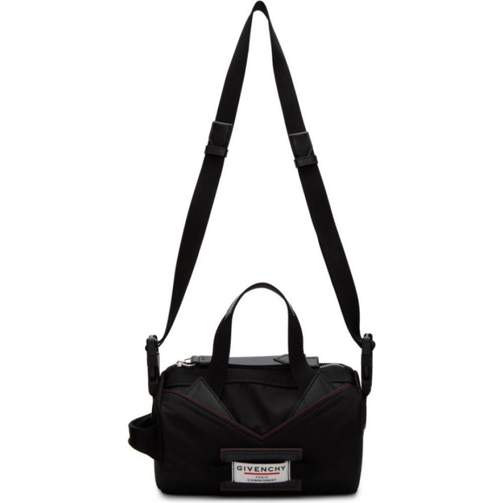 ジバンシー Givenchy メンズ ショルダーバッグ バッグ【black small downtown crossbody bag】Black
