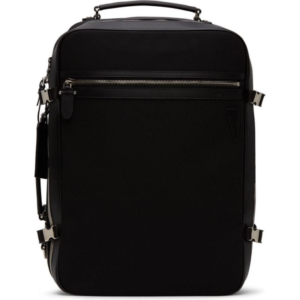 ニール バレット Neil Barrett メンズ バックパック・リュック バッグ【black ballistic cabin backpack】Black