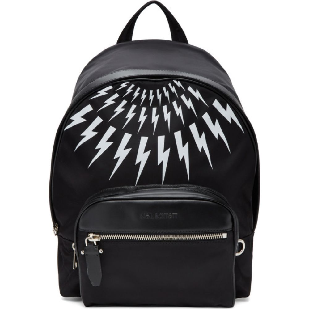 ニール バレット Neil Barrett メンズ バックパック・リュック バッグ【black classical backpack】Black