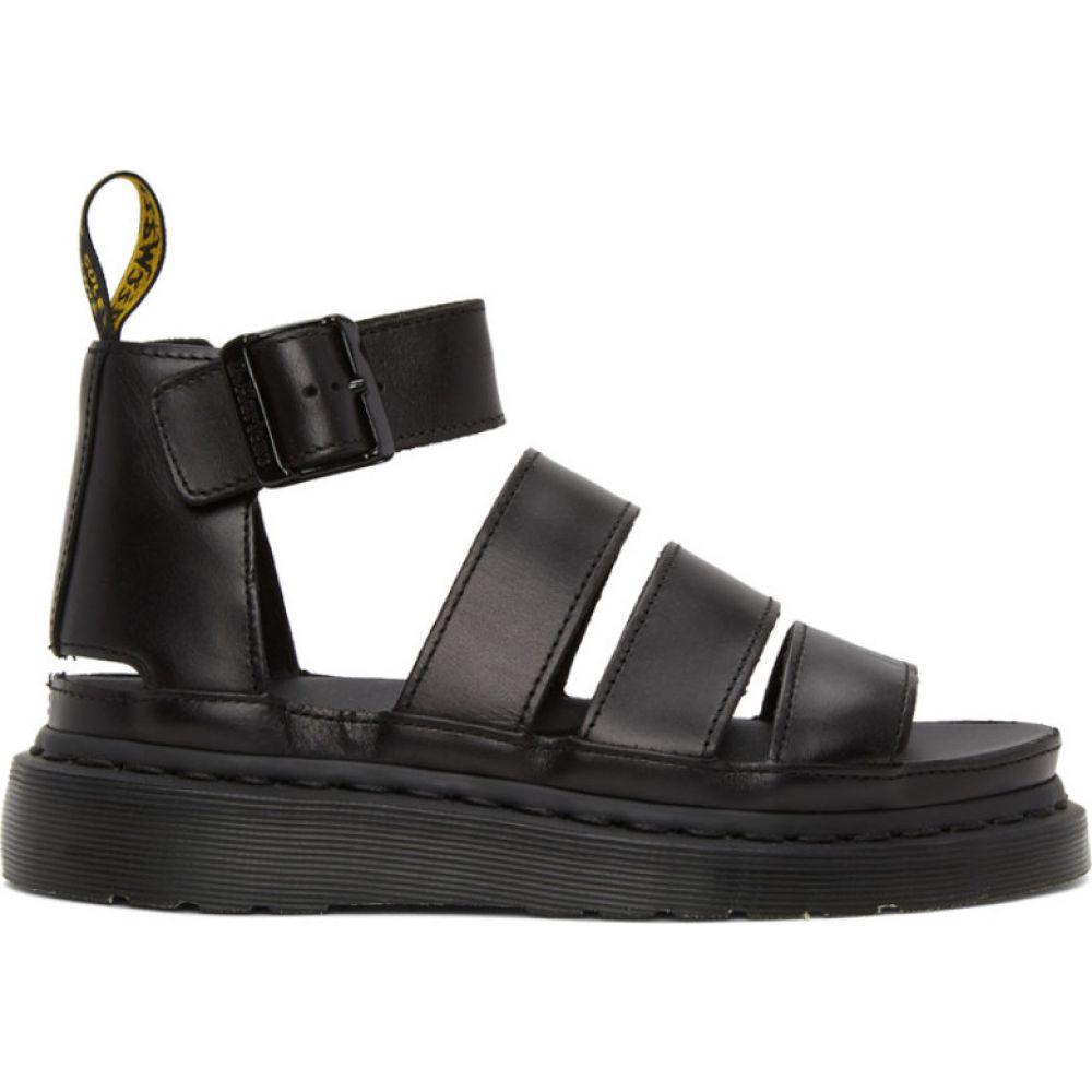 ドクターマーチン Dr. Martens レディース サンダル・ミュール シューズ・靴【black clarissa ii sandals】Black