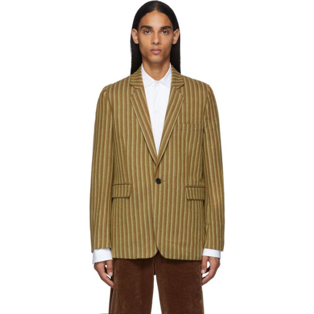 アンドゥムルメステール Ann Demeulemeester メンズ スーツ・ジャケット アウター【tan rini blazer】Camel